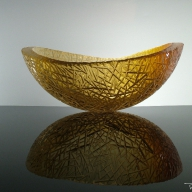 Amber bowl - collection In the forest